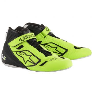 ALPINE STARS TECH 1KZ BOOTS FLUO YELLOW